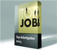 »Top Job«-Award von 2015 für Opentext (Bild: Top Job)